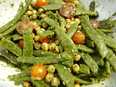 ... pumpkin seed salad fava beans and pumpkin seed pesto recipe dishmaps