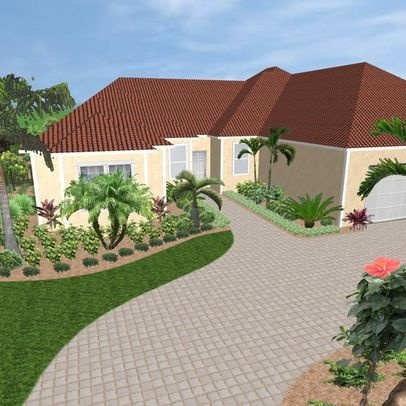 Front yard landscaping ideas miami