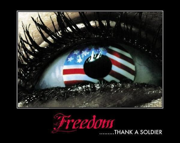 Thank a soldier   Quote Me   Pinterest