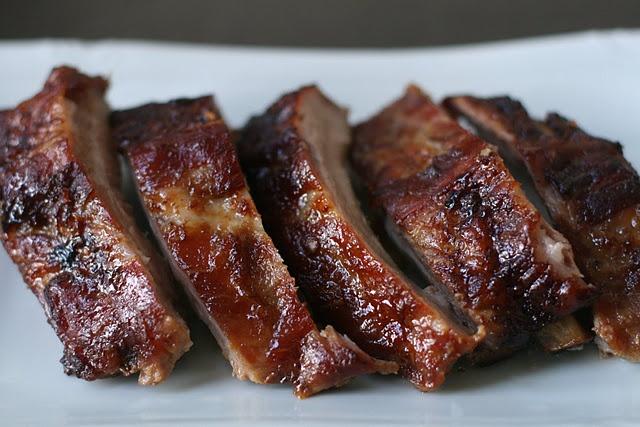 Korean BBQ Pork Ribs (non spicy) | Korean - all | Pinterest