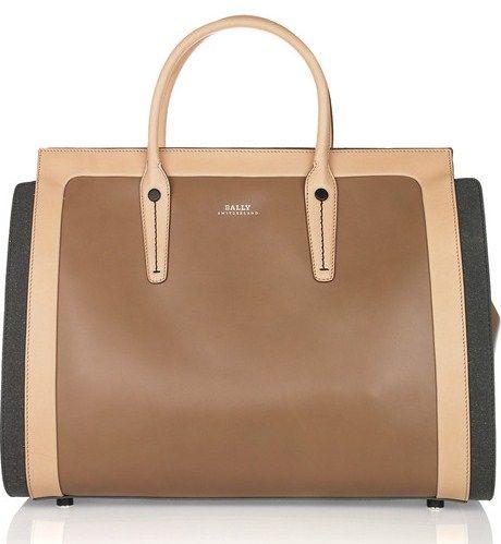 Popular Bally Handbag Women In Orange  Lyst