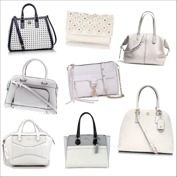 White Handbags for Every Spring Occasion