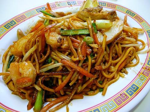 My favorite asian recipe (Mee Goreng)