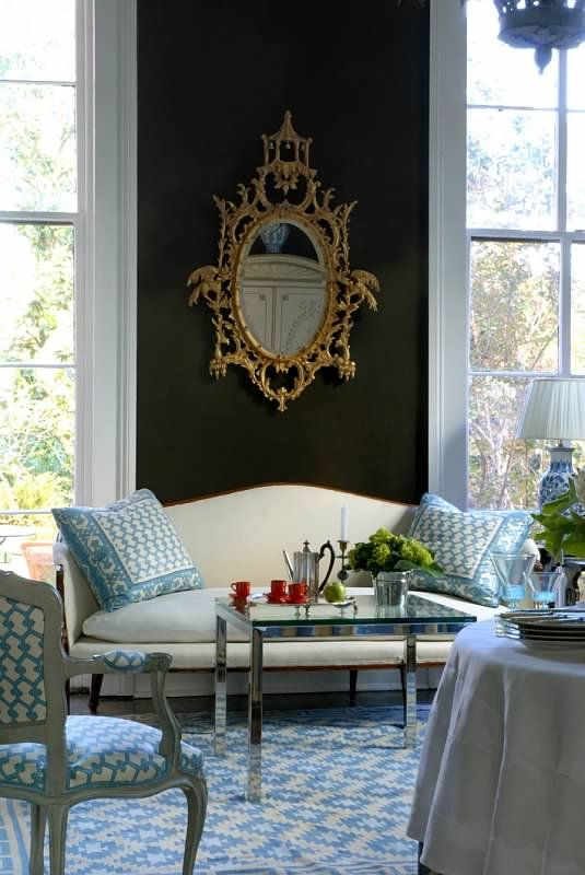 New orleans garden district elegance beautiful interiors living r - Hello this is my new picture garden interior ...
