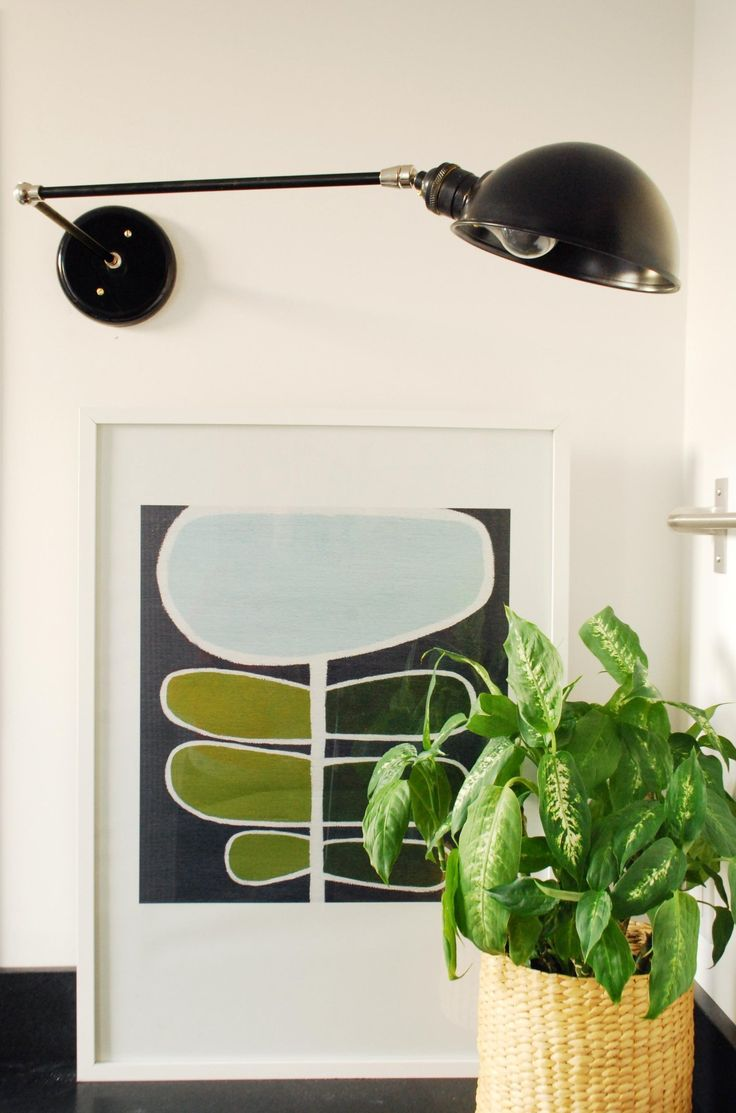 Diy lighting project how to make a swing arm wall sconce for Diy wall lighting