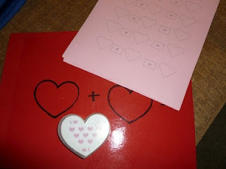 valentine's day math games 4th grade