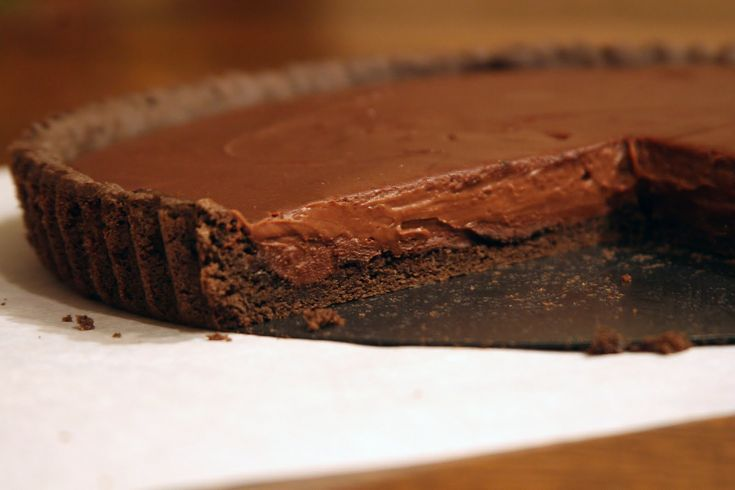 chocolate espresso tarts divine chocolate recipe chocolate espresso ...