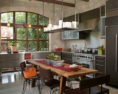 Industrial Rustic Kitchen : Industrial rustic kitchen  For the Home  Pinterest
