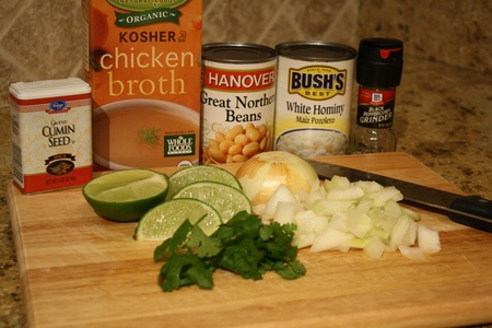 Chicken Hominy Soup | yummy | Pinterest