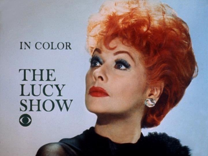 the lucy show 1962 68 cbs channel surfing pinterest