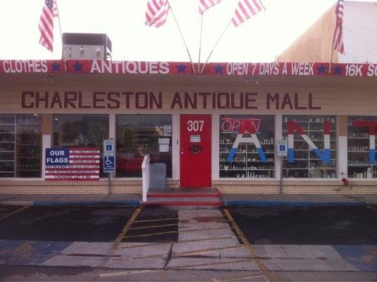 Great Antique Mall in Las Vegas