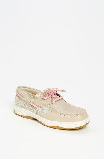 Sperry Top-Sider^ 'Bluefish' Boat Shoe (Walker, Toddler, Little Kid