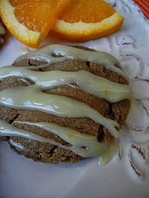 Orange Ginger Cookies   recipes: Sweet Stuff   Pinterest
