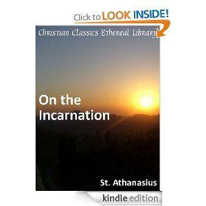 St. Athanasius on the Incarnation