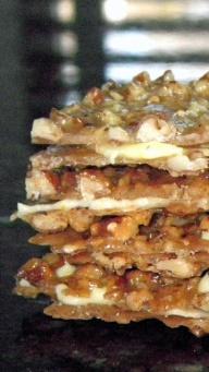 Pecan Lace Sandwich Cookies With Orange Buttercream Recipe ...