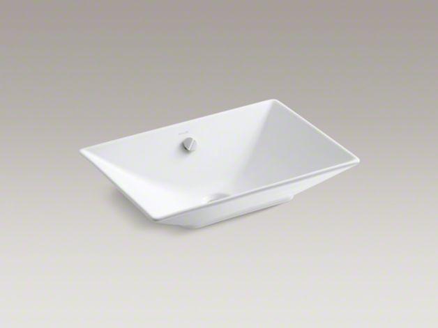 vessel sinks bathroom kohler k reve vessels sink kitchen project ...