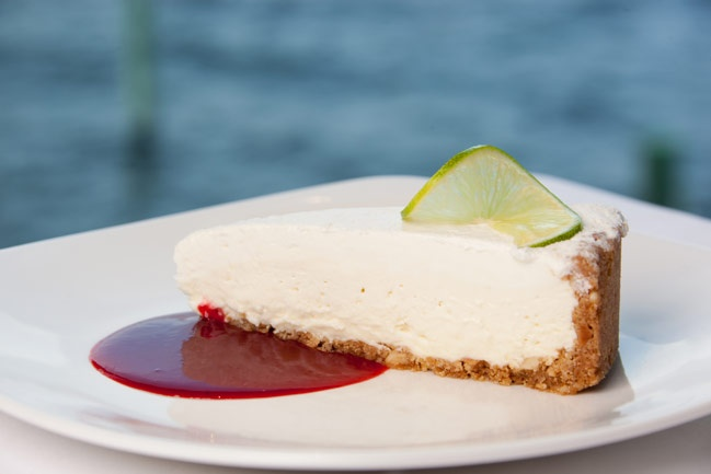 Key Lime Pie with a Macadamia Nut Crust! | Sweets