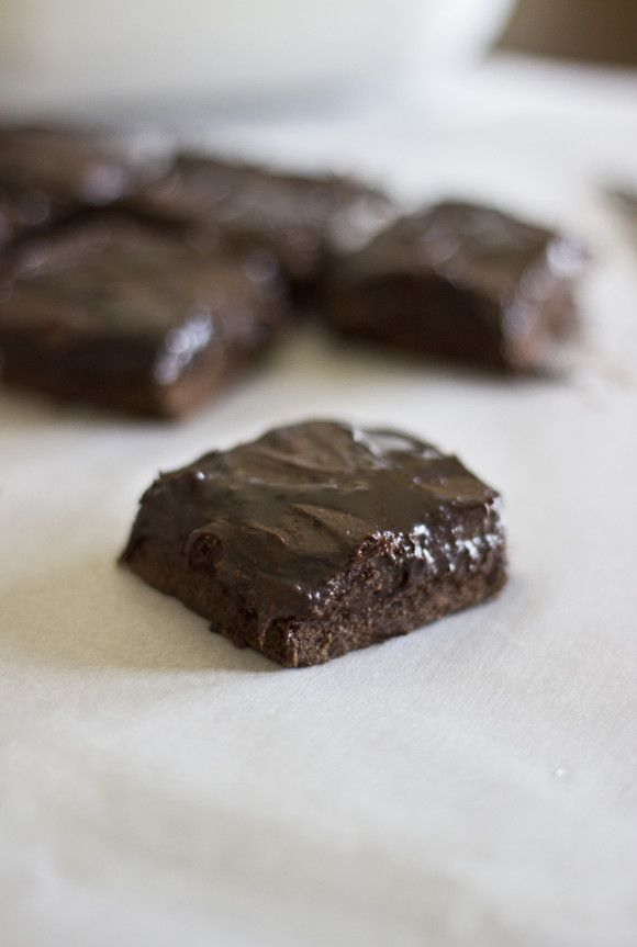 Gluten-Free Triple-Threat Chocolate Squares Recipes — Dishmaps