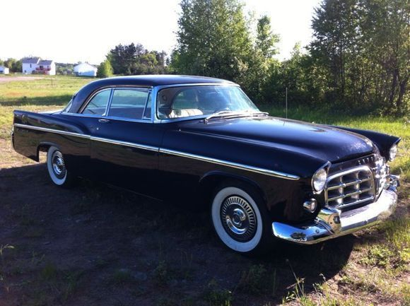 56 Chrysler 300 Vintage Automobiles Pinterest
