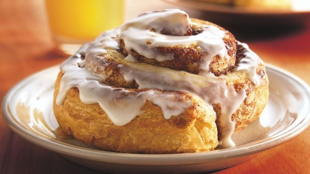 Pillsbury Cinnamon Rolls | Food We are working on at the meat market ...