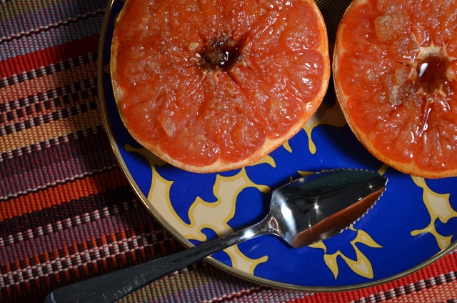 Grapefruit Brulee | The Main Event | Pinterest