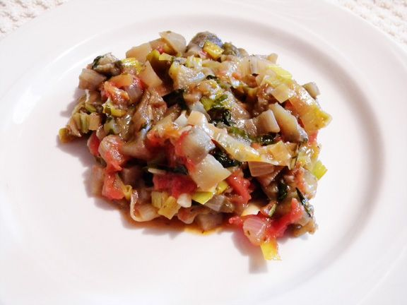 Eggplant Garden Delight | Gaps Recipes | Pinterest