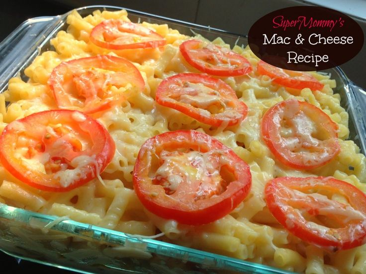 super easy amp yummy macaroni amp cheese recipe