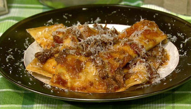 Grandma Ravioli mario batali | Yumme | Pinterest