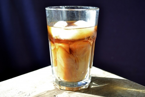 Cold-brewed coffee recipe from theapartmentbaker.wordpress.com