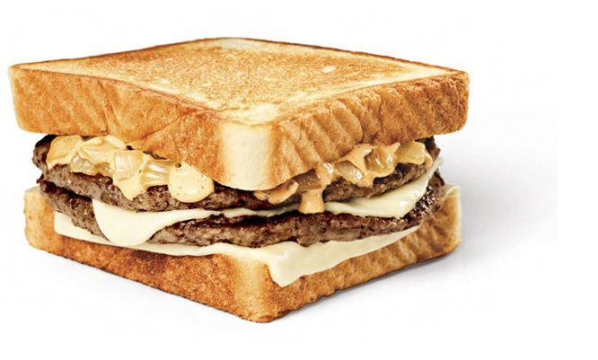 Whataburger® Patty Melt | Sandwiches | Pinterest