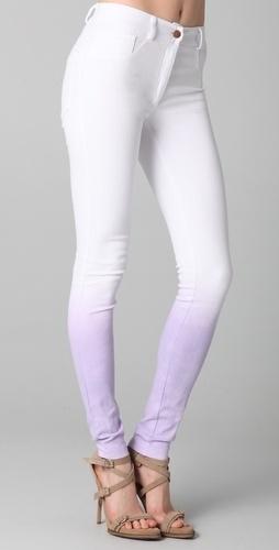 Bec & Bridge Ombre Skinny Jeans - StyleSays