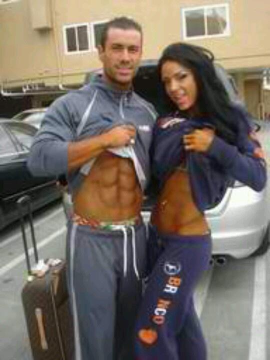 Fit couple  BeautyAndB...