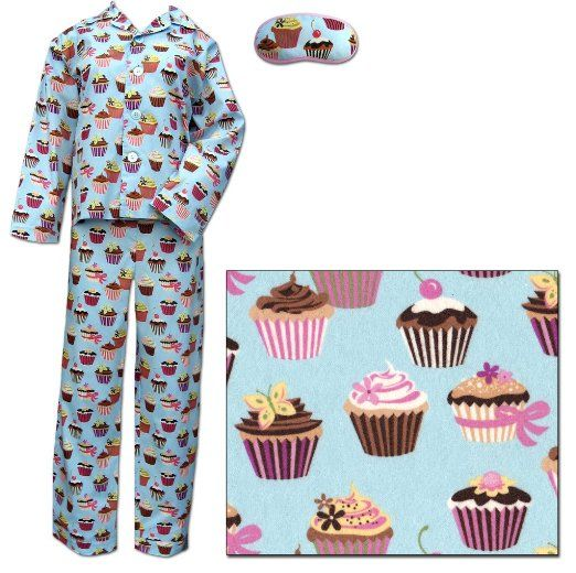cupcake pjs for adults