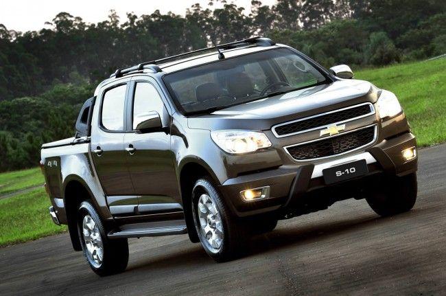 carro novo: Chevrolet S10 2014
