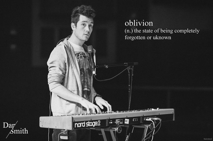 oblivion by bastille video