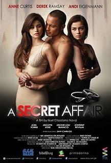Korean Secret Affair Movie