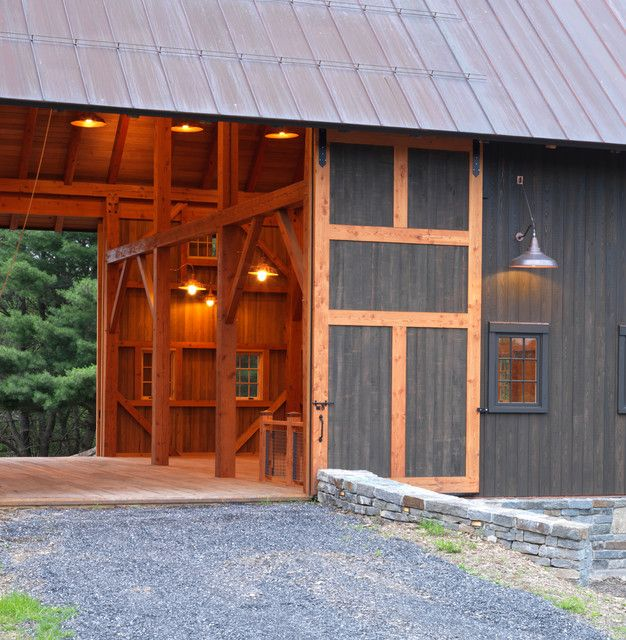 Modern House Siding Options likewise Built On Site Garages in addition Inside Modular Barns besides Two Story Sheds Barns Nj Pa together with Reverse Board And Batten. on barn board house siding