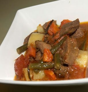 Slow Cooked Lamb Stew | Lamb Dishes | Pinterest