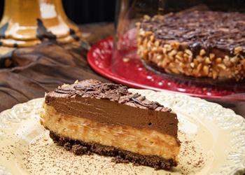 Chocolate Peanut Butter Mousse Torte | Amarillo Magazine Online