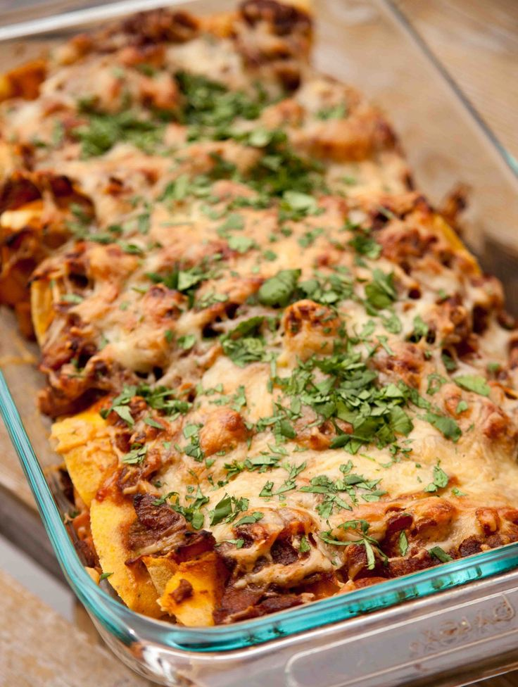 ... Chicken Enchiladas with Chipotle Rhubarb Sauce - living nutrition