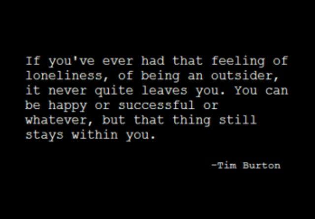 Tim Burton quotes | Quotes. | Pinterest