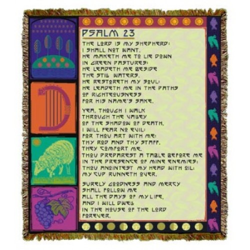 Understanding The 23rd Psalm