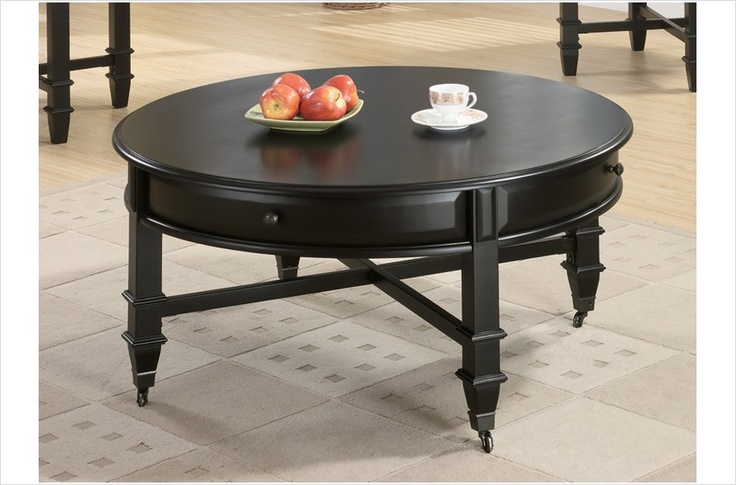 Make over my craigslist coffee table maybe not black though Craigslist coffee tables