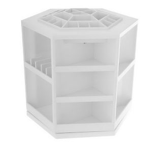 Need this - Spinning Cosmetic Organizer $27.50