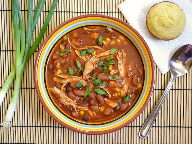 """chipotle chicken chili or """"C3"""" - Budget Bytes Uses V8 instead of ..."""