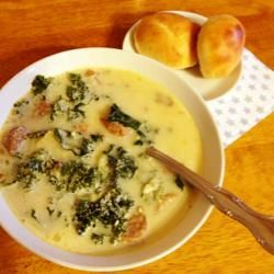 Super-Delicious Zuppa Toscana Recipe - Allrecipes.com, make minor ...