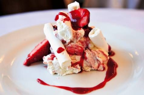 eton mess....gorgeous presentation | Desserts | Pinterest