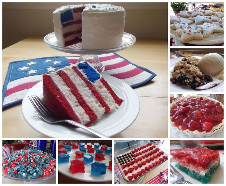 4th of july recipes ideas