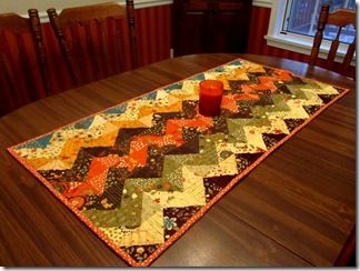 Pinterest Runners  fall Table for   table runner  runners table  Fall