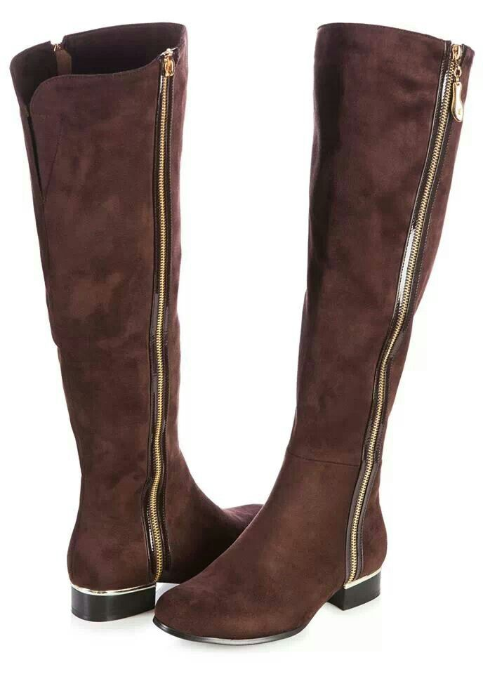 Ashley Stewart Boots... | My 2014 Christmas Wish List | Pinterest
